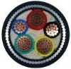 high tension PVC insulated and sheathed cable