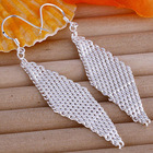 fashion Net ladder earrings jewelery