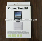 2in1 USB Camera Connection Kit SD Card Reader for iPad 1/2