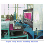 Paper egg tray moulding machine