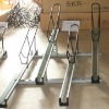 steel bicycle storage rack