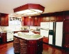 solid wood Kitchen cabinets -6