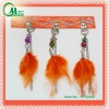 Fashion nature dyeing feather trimming for garment - FFU0001