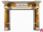 Marble Classic Fireplace Mantels