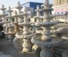 Stock Stone Fountain