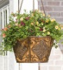 hanging basket with coco liner LMHBC-12P48