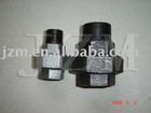 Cast Iron Pipe Fitting Hydraulic Quick Coupler Thread