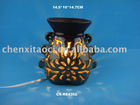 Ceramic oil burner-Constant Temperature Electric Ceramic Wax Warmer for Soy Wax