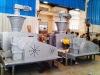 Dry powder pelleting machine