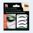 Top quality eyeliner decoration eyeliner sticker YM-EY-01