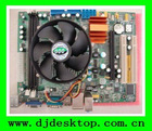 C61 Motherboard On Board With CPU Chipset Nvidia 6100/6150