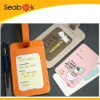 Leather luggage tag/Travel tag/ PU ID tag