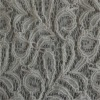 In-Stock White Lace Cotton Non Woven Fabric For Curtain