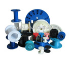 lightweight abs plastic cable spools