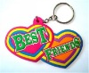 HOTTING !!! 2011 POPULAR Heart Key Chain