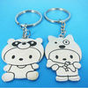 new cute design couple keychains