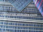 men's yarn dyed stripe denim Shirting fabric(100%cotton,after wash)