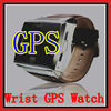 Leather Fashion Wrist Watches GPS Phone