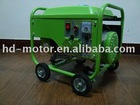 potable gasoline generator set