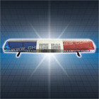 Warning Lightbar red blue amber clear LED3861