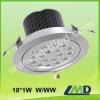 18W LED Die Casting Aluminum Light