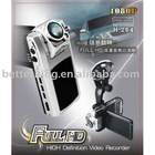F300 1080P Vehicle car recorder with 4x Digital Zoom