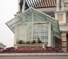 aluminum sunshine house/teahouse for leisure