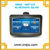 4.3inch GPS NAVIGATION with bluetooth/FM/MP3/MP4