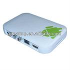 Android 4.0 Google TV Box,4GB Memory,512 MB RAM