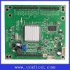 3D TV AD board with PR 60Hz or 120Hz/2D to 3D convert/Active 120Hz Field frequency to 120Hz convert