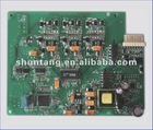 Integrated High Power DC Air Compressor controller