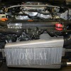 Car line of intercoolers
