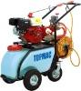 agricultural trolly power sprayer