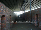 Carbonization furnace of brick structure/carbonization kiln