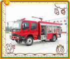 Famous Dongfeng 4*2 Emergency rescue fire vehicle