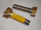 metal gas pipe hose cnnector