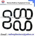 Railroad clip/fastclip/railroad fastening