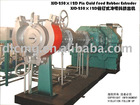 XJD-120 Pin Cold feed rubber extruder