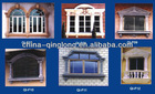 GRC Frame Window Decoration European Component