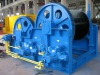 Double drum Marine Hydraulic Anchor Winch for sale