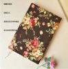chrysanthemum fabric book book cover
