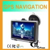 X7A 5 inch widescreen gps car gps locator navigation equipment