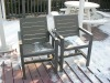 foam pvc plastic outdoor chair