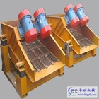 Linear Multi Deck Vibrating Screen For Chemical Products