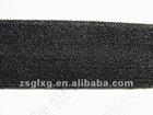 Supply import black elastic ribbon.(Pass REACH POHS PAHS)