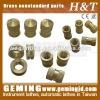 Brass screws Brass nut Brass screws