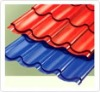 New-type Roof Tile, Colored and Galvanized Corrugated Steel Sheet