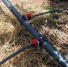 Drip line bypass valve