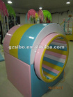 GMB-D023 kids amusement park, indoor amusement park equipment, park amusement equipment