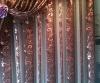 Jacquard Curtain Organza fabric